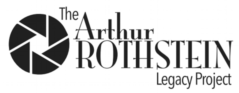 Arthur Rothstein Legacy Project Logo